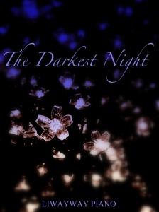 THE DARKEST NIGHT BOOK COVER - LPIANO